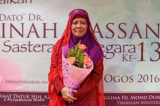 ZURINAH HASSAN (MALAYSIAN NATIONAL LAUREATE): LIST OF PUBLICATIONS