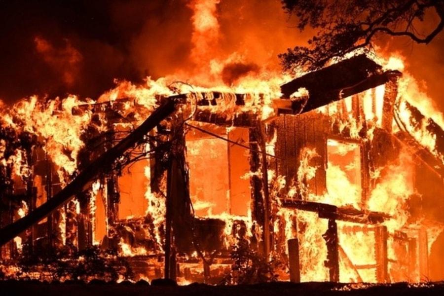 Malam Kebakaran – Dedikasi Kepada TNB