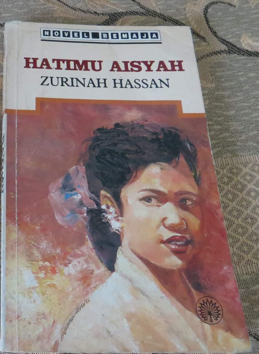 Pencari Novel Hatimu Aisyah