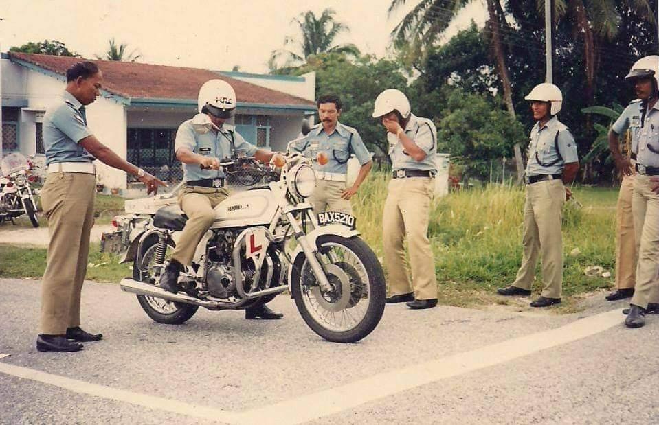 Kisah Polis Sayembara