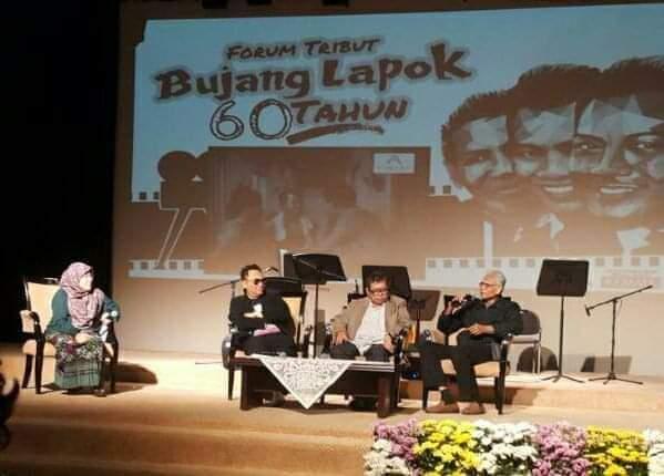 P.Ramlee Kutuk Orang Belajar Tinggi Bahasa Teruk