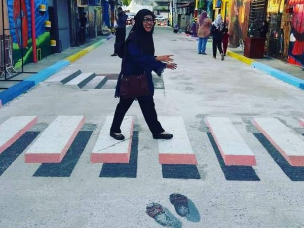 Kangar Street Art