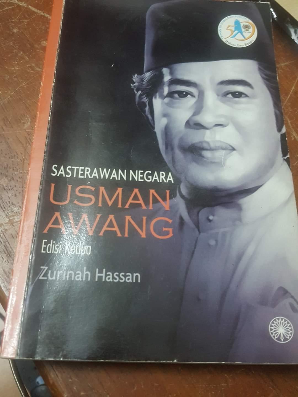 Kisah Baju Melayu Johor Usman Awang