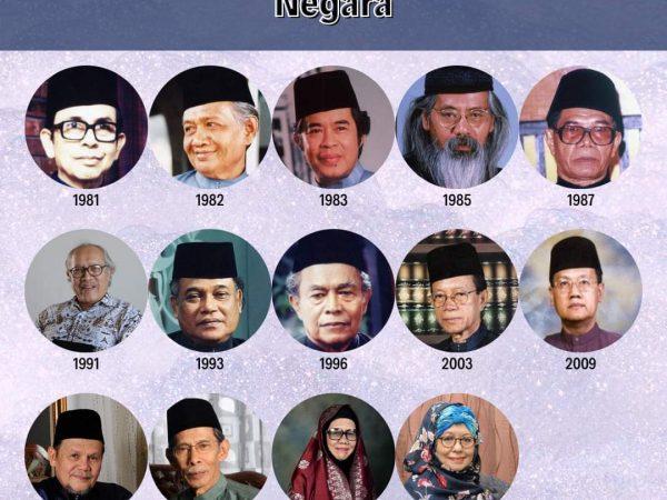 Anugerah Sastera Negara