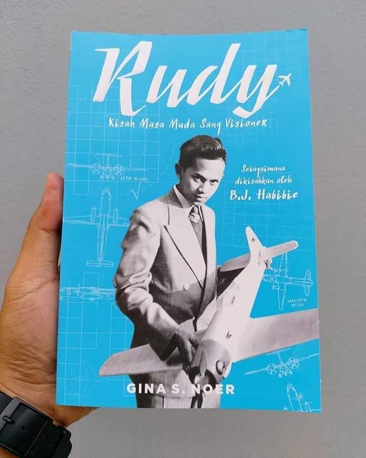 Kisah Rudy Lulus Studuenkolleg