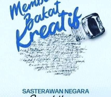 Petikan Maklumbalas Buku Membina Bakat Kreatif