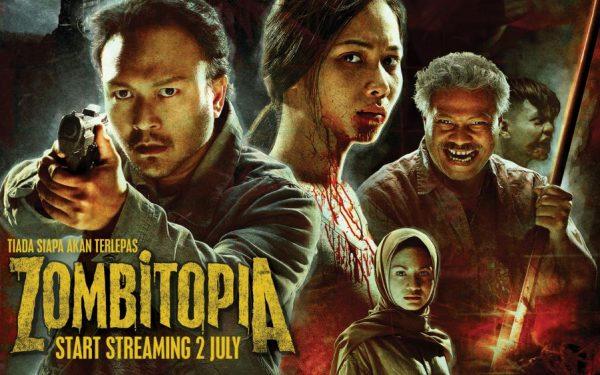Ulasan filem Zombitopia
